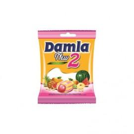 Damla görögdinnye és trópusi ízű puha karamella 90g 1/24