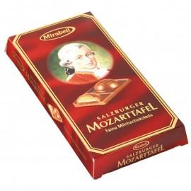 Mirabell Mozart táblás csokoládé 100g 1/10
