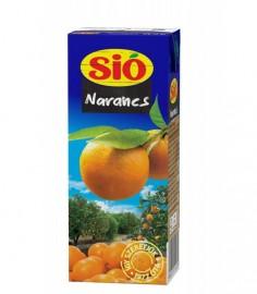 Sió 0,2l Narancs ital 25% 1/27