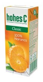 Hohes C 0,2l Classic Narancs 100%