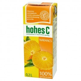 Hohes C 0,2l Narancs 100%