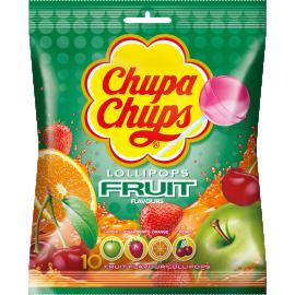 Chupa Chups vegyes nyalóka (Best Of) zacskós