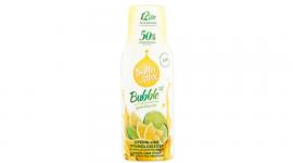 Frutta Max Bubble citrom-lime gyümölcsszörp 500ml