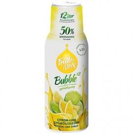 Frutta Max LIGHT Bubble citrom-lime gyümölcsszörp 500ml