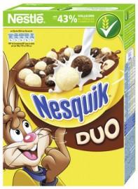 Nestlé Nesquik Duo gabonapehely, dobozos 225g 1/1