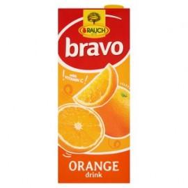 Rauch Bravo Narancs 12% 0,2l 1/27