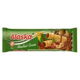 Alaska mogyoró krémes kukoricarúd 18g 1/48