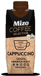 Mizo Coffee Espresso laktózmentes, édesítő-, cukormentes 330ml 1/15