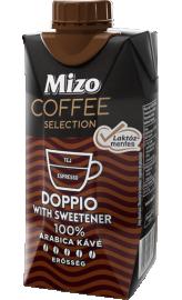 Mizo Coffee Doppio laktózmentes, édesítőszerrel 330ml 1/15