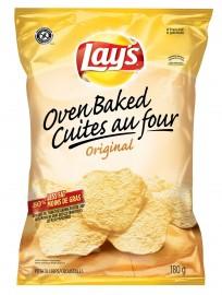 Lay's 65g Baked Sós (csökk. zsírtart.) 1/12 (941201410)