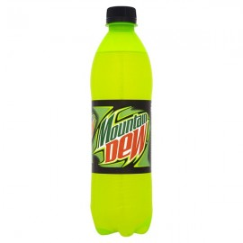 Mountain Dew 0,5l 1/12