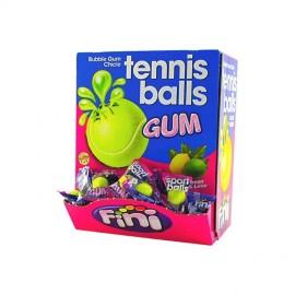 Fini rágó Tennislabda 1/200