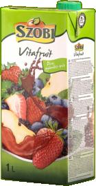 Szobi Vitafruit piros 12% 1l 1/12