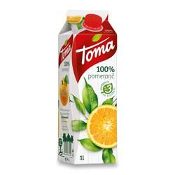 Toma 1l Narancs 100% 1/12