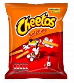 Cheetos 43g Ketchup (új) 1/25