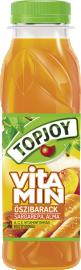 TopJoy Vitamin őszibarack 0,3l 1/12