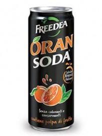 Freedea Orange Soda 0,33l 1/24