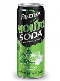 Freedea Mojito Soda 0,33l 1/24
