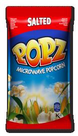 POPZ sós popcorn SOLO 90g