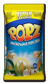POPZ vajas popcorn SOLO 90g