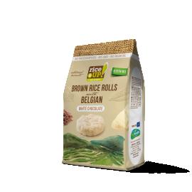 Rice Up! Snack fehércsokis 50g