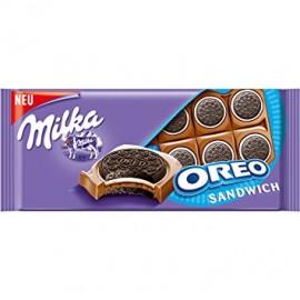 Milka Sandwich Oreo 92g 1/16