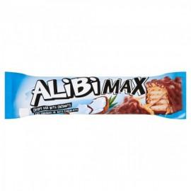 Alibi Max wafers szelet Karamell és Kókusz tejcsokis 49g 1/32