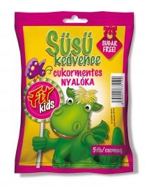 Süsü kedvence gyümölcsízű cukormentes nyalóka 10g 1/150