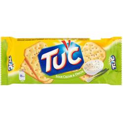Győri TUC Snack hagymás-tejfölös 100g