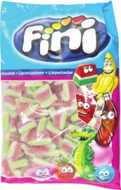 Fini Sour Watermelon Slices 100g 1/12