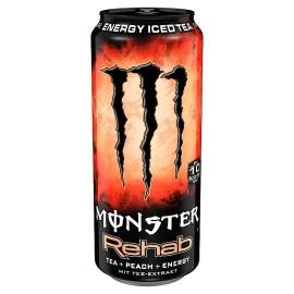 Monster Rehab barack (barna) 500ml CAN