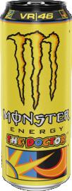 Monster Rossi (sárga) 500ml CAN
