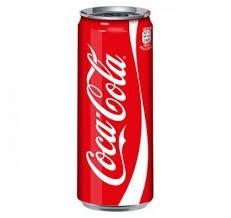 Coca Cola 0,25l CAN 1/24