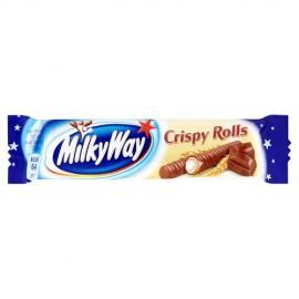 Milky Way Crispy Rolls 22.5g