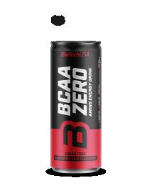 Energy drink BCAA Zero málna-lime 330ml 1/24