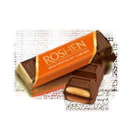 Roshen tejcsok szelet karamellás 40g 1/30
