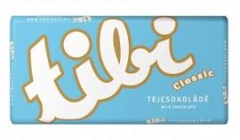 Tibi Classic tejcsokoládé 90g 1/24