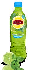 Lipton Ice Tea 0,5l Green Lime-Mint 1/12 (411204510)