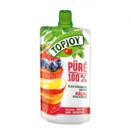 TopJoy Püré eper-málna-áfonya 120g
