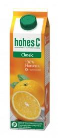 Hohes C 1L Classic Narancs 100%
