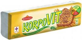 Győri Korpovit keksz 174g 1/24