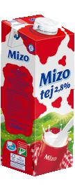 Mizo 1L UHT Tej 2,8%