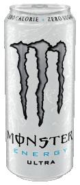 Monster Ultra Zero (fehér) 500ml