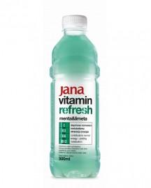 Jana 0,5l Vitamin Refresh menta-lime