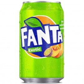 Fanta 0,33l Exotic