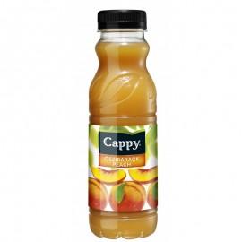 Cappy 0,33l PET Őszibarack 46% 1/12