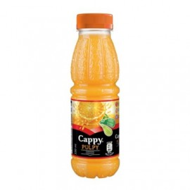 Cappy 0,33l PET Narancs rostos 100%