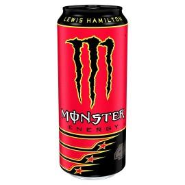 Monster Hamilton (piros) 500ml