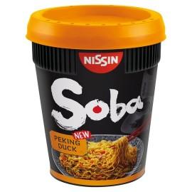 Nissin Soba Cup sült tészta 90g PEKINGI KACSA