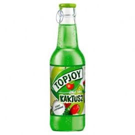 TopJoy üveges kaktus-lime-alma 0,25 l 1/24